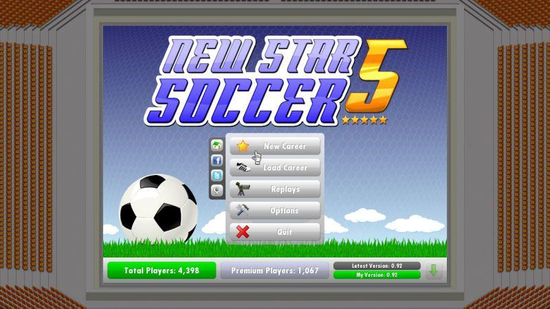 New Star Soccer 5 1