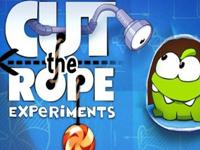 cut the rope-experiments