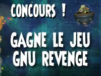 jeu concours gnu revenge 1
