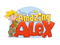 Amazing Alex logo